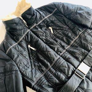 Gimos Italian belted winter coat